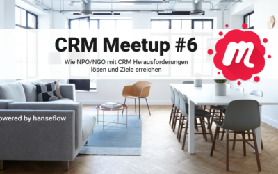 CRM Meetup am 17.05.2018