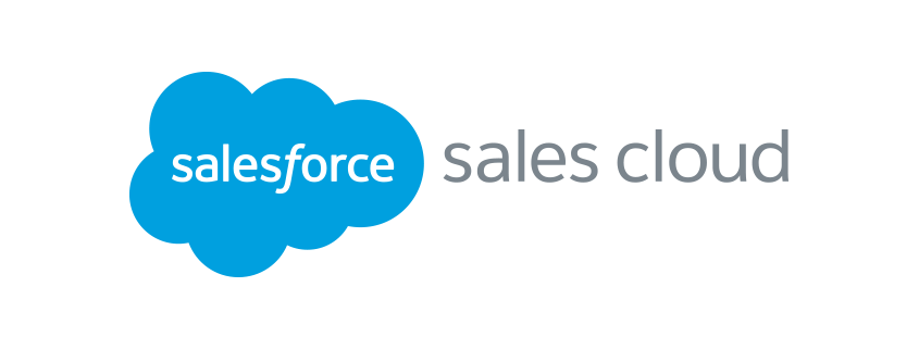 Logo der salesforce sales cloud