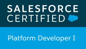 Zertifiziert als Platform Developer I