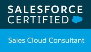 Zertifiziert als Sales Cloud Consultant