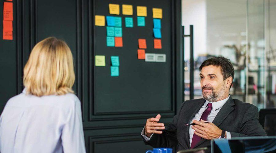 wir integrieren salesforce mit sap.