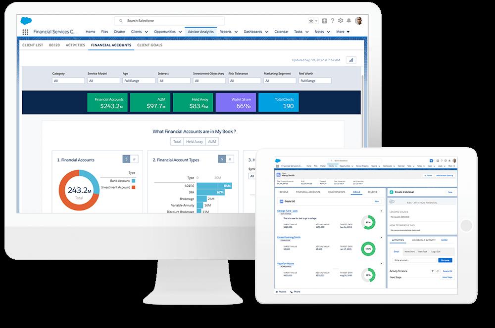 Financial Services Cloud Salesforce